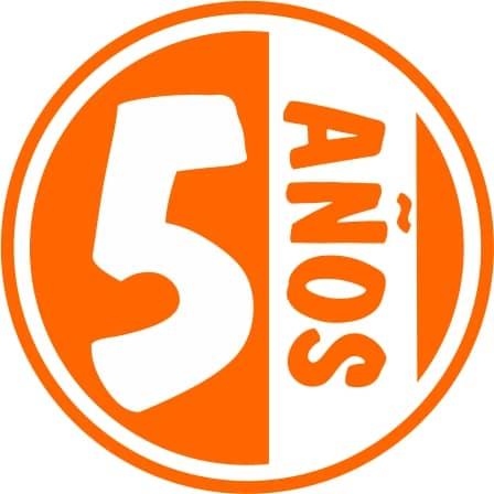 Cinco Años Inicial - Fichas de Trabajo