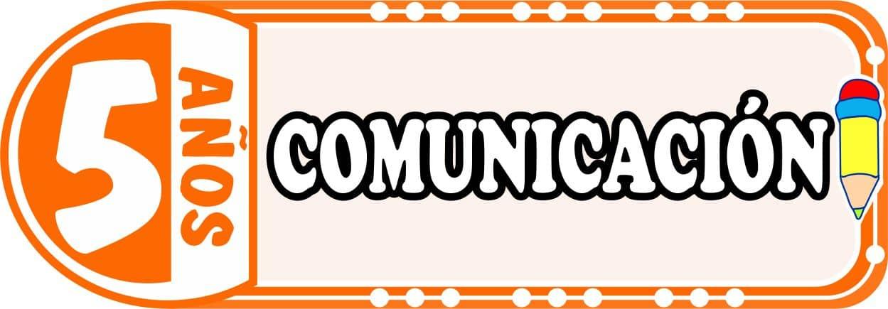 Comunicación para Niños de Cinco Años