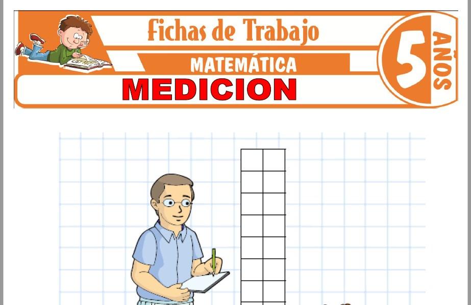 Modelos de la Ficha de Medición para Niños de Cinco Años